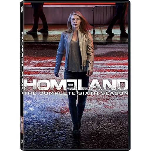 Homeland Season 6 DVD Wholesale