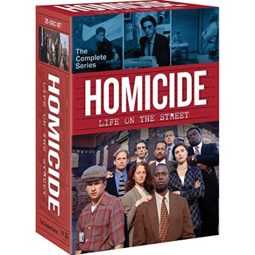 Homicide Life On The Street DVD Complete Series Box Set
