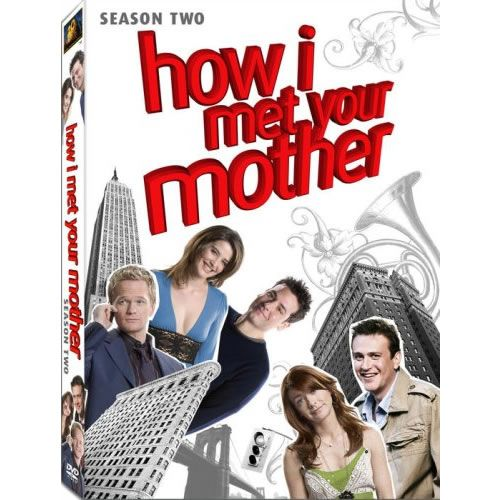 How I Met Your Mother Season 2 DVD Wholesale