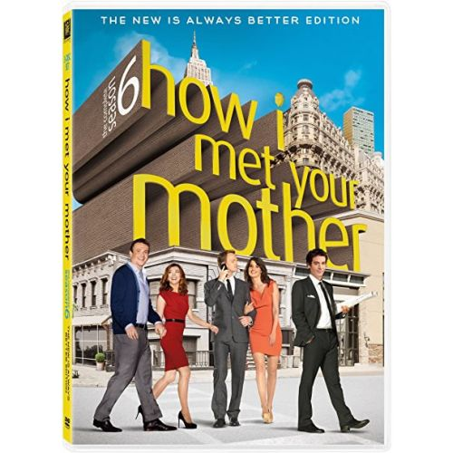 How I Met Your Mother Season 6 DVD Wholesale