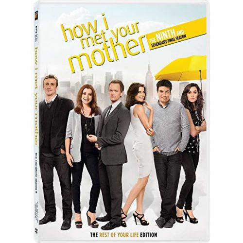 How I Met Your Mother Season 9 DVD Wholesale