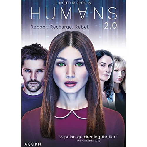Humans 2.0 Season 2 DVD Wholesale