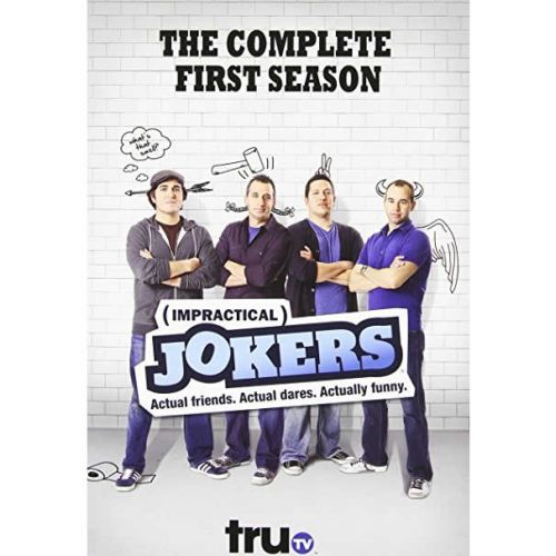 Impractical Jokers Season 1 DVD Wholesale