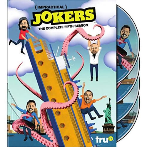 Impractical Jokers Season 5 DVD Wholesale