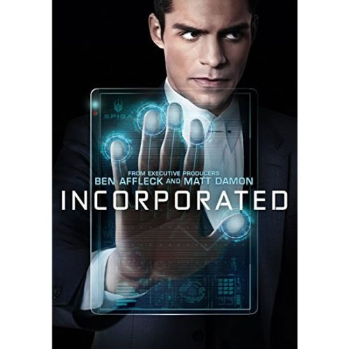 Incorporated Season 1 DVD Wholesale