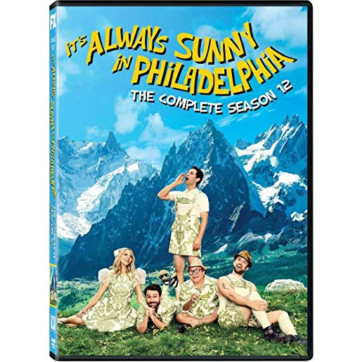 It's Always Sunny in Philadelphia Season 12 DVD Wholesale
