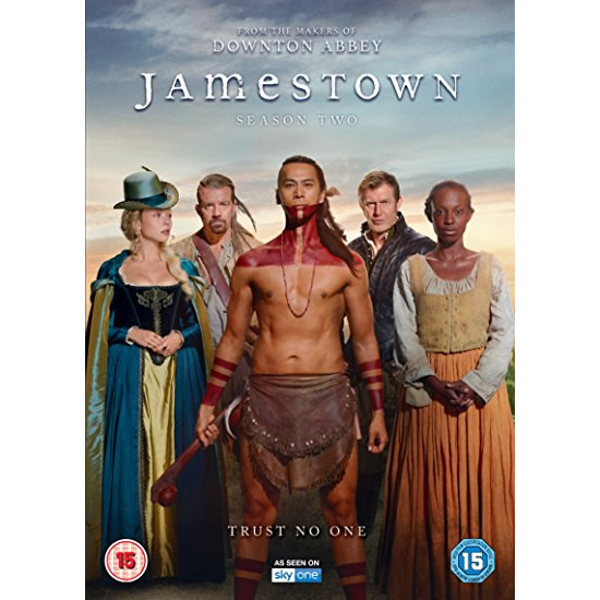 Jamestown Season 2 DVD Wholesale