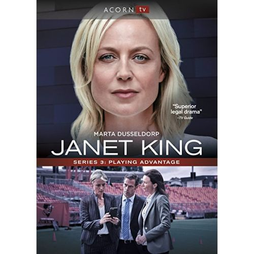 Janet King: Playing Advantage Season 3 DVD Wholesale