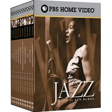 Jazz: A Film By Ken Burns DVD Box Set