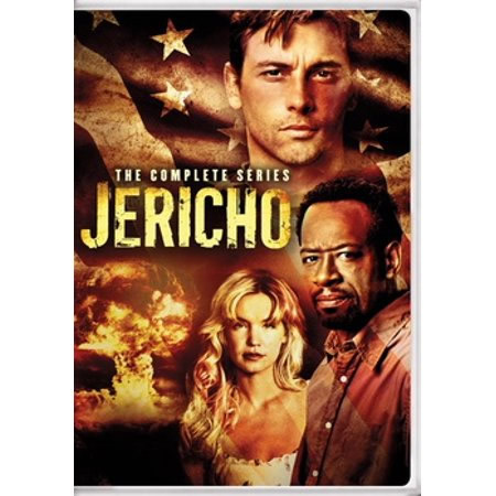 Jericho DVD Complete Series Box Set