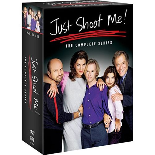 Just Shoot Me DVD Complete Series Box Set