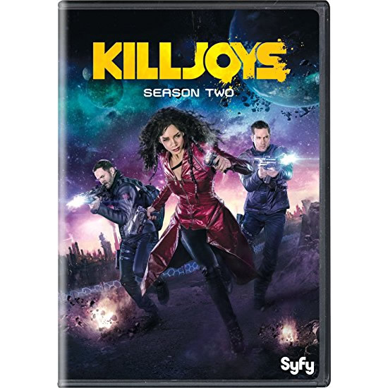 Killjoys Season 2 DVD Wholesale