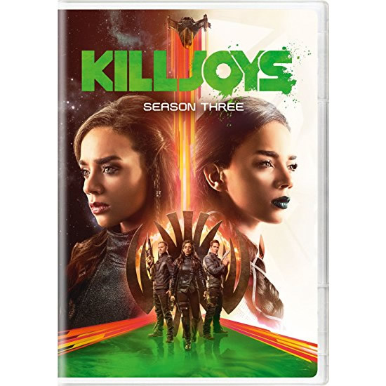Killjoys Season 3 DVD Wholesale