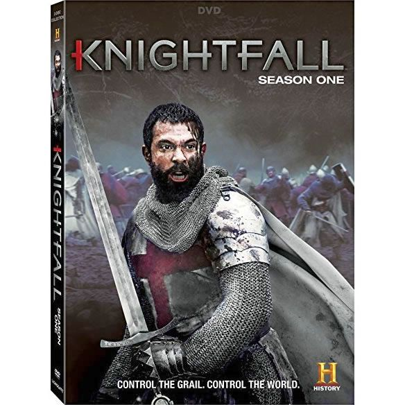 Knightfall Season 1 DVD Wholesale