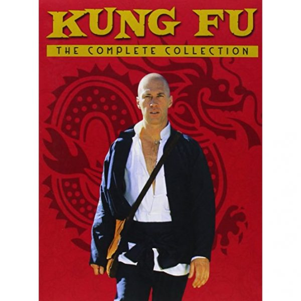 Kung Fu DVD Complete Series Box Set