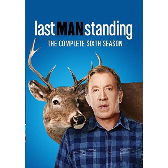 Last Man Standing Season 6 DVD Wholesale
