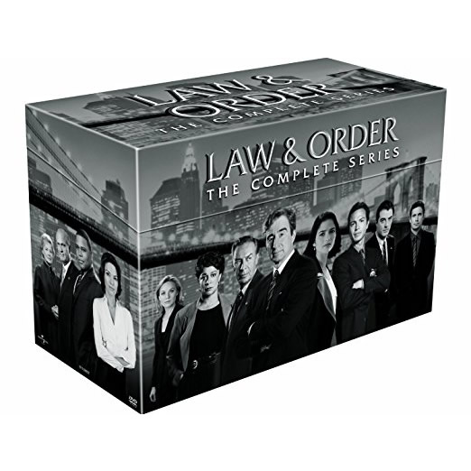 Law and Order DVD Complete Series Box Set