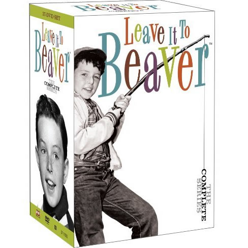 Leave It To Beaver DVD Complete Series Box Set