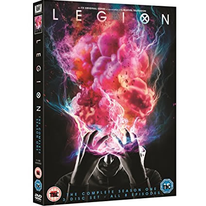 Legion Season 1 DVD Wholesale