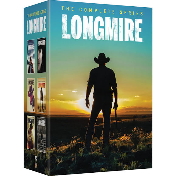 Longmire DVD Complete Series Box Set