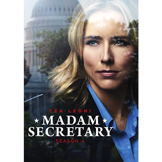 Madam Secretary Season 4 DVD Wholesale