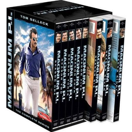 Magnum P.I. DVD Complete Series Box Set