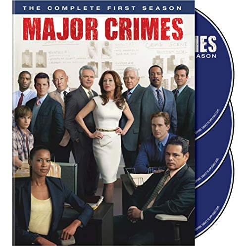 Major Crimes Season 1 DVD Wholesale