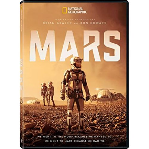 Mars Season 1 DVD Wholesale