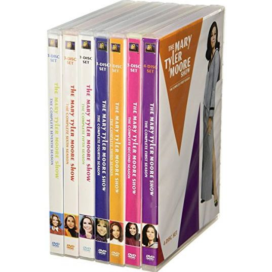 Mary Tyler Moore DVD Complete Series 1-7 Box Set