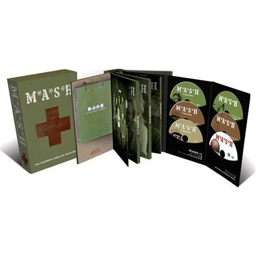 MASH DVD Complete Series Box Set