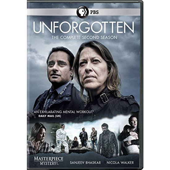 Masterpiece Mystery: Unforgotten Season 2 DVD Wholesale
