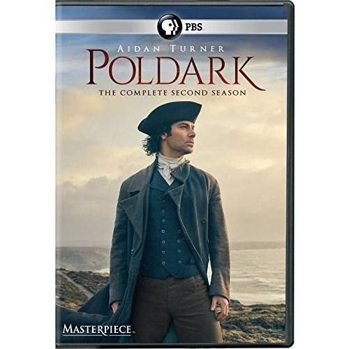 Masterpiece: Poldark Season 2 DVD Wholesale