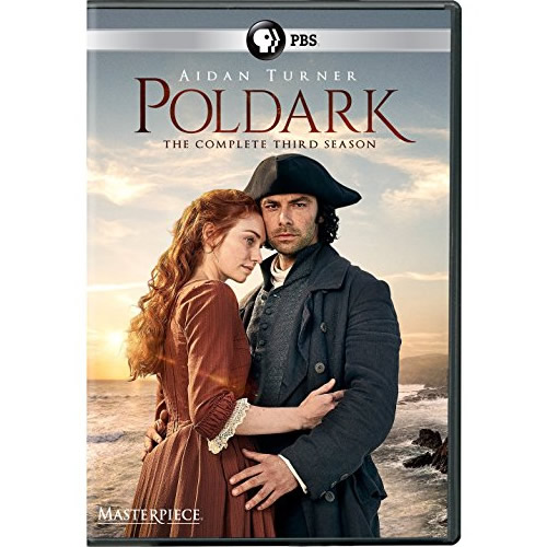 Masterpiece: Poldark Season 3 DVD Wholesale