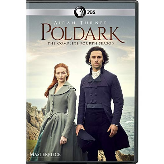 Masterpiece: Poldark Season 4 DVD Wholesale
