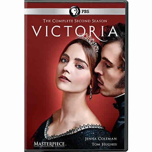 Masterpiece: Victoria Season 2 DVD Wholesale