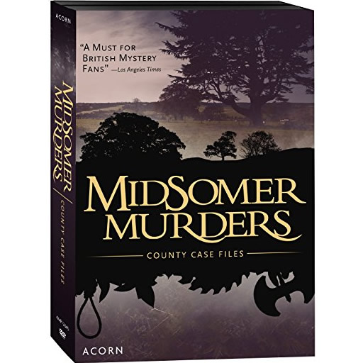 Midsomer Murders: County Case Files DVD Box Set