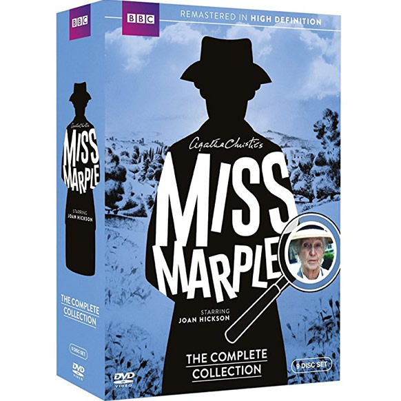 Miss Marple: The Complete Collection DVD Box Set