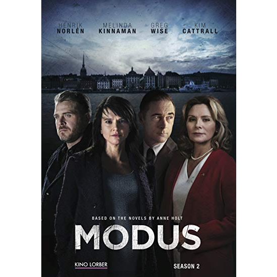 Modus Season 2 DVD Wholesale