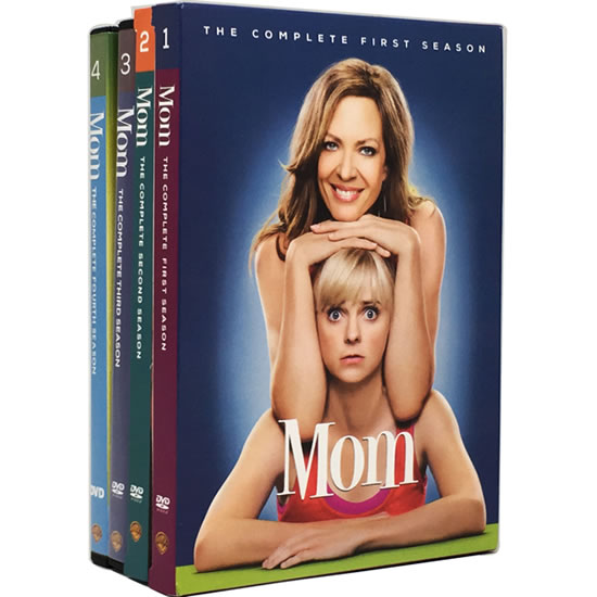 Mom DVD Complete Series 1-4 Box Set