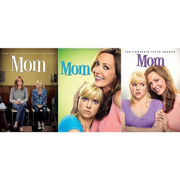 Mom DVD Complete Series 3-5 Box Set