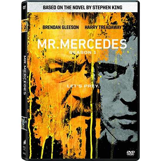 Mr. Mercedes Season 1 DVD Wholesale