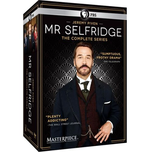 Mr Selfridge DVD Complete Series Box Set