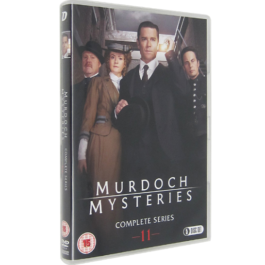 Murdoch Mysteries Season 11 DVD Wholesale