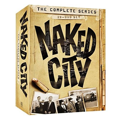 Naked City DVD Complete Series Box Set