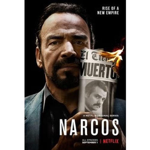 Narcos Season 3 DVD Wholesale