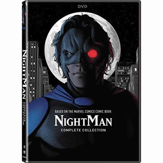 Nightman DVD Complete Series Box Set