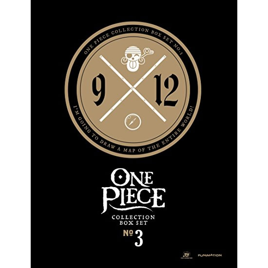 One Piece - Collection Box Set No. 3 Kids Movie DVD