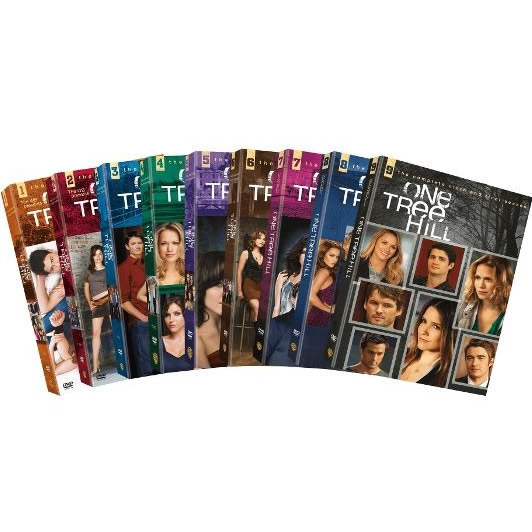 One Tree Hill DVD Complete Series 1-9 Box Set