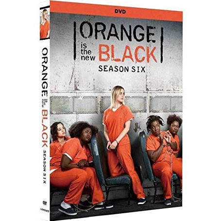 Orange is The New Black Season 6 DVD Wholesale