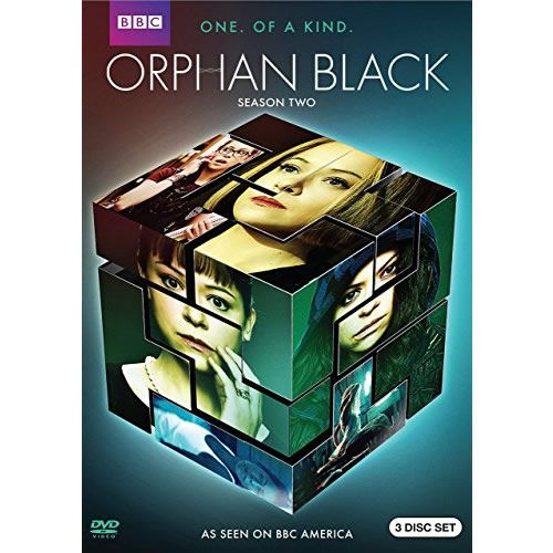 Orphan Black Season 2 DVD Wholesale